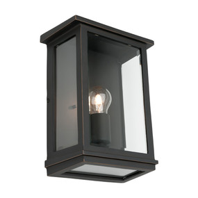 Wall Light - Marine Grade E27 60W IP44 300mm Bronze