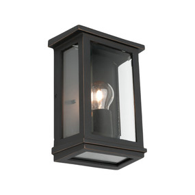 Wall Light - Marine Grade E27 60W IP44 240mm Bronze
