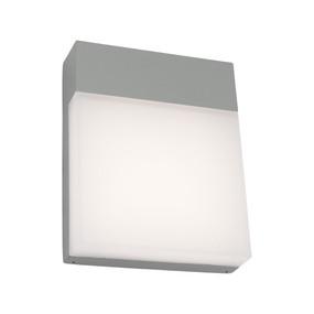 Linear Silver Wall Light