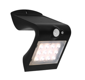 Solar Flood Light - LED With Sensor 1.5W 3000K