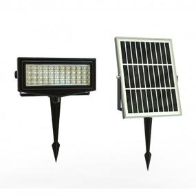 Solar Spike Light - Multi Colour IP65 6W 3.5m Cable