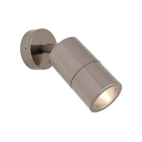 Modern Cylindrical Spotlight - Marine Grade 5W IP65 Titanium