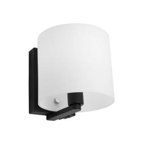 Wall Light - Modern Elegant 40W Black