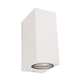 Up Down Light - 240V Marine Grade IP44 150mm White