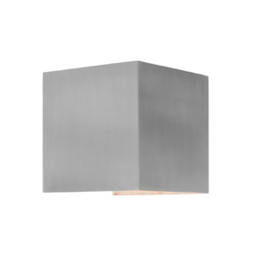 Up Down Light - Marine Grade Modern Box 3000K 440lm Aluminium