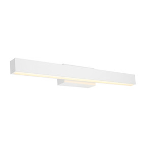 Vanity Light - Modern Linear 3000K 1200lm 16W White