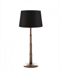 Table Lamp - Classic Slender 520mm 40W Dark Brass