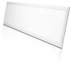 LED Panel - 1.2x0.3m Switchable Colour Temp Non-Dimmable 38W