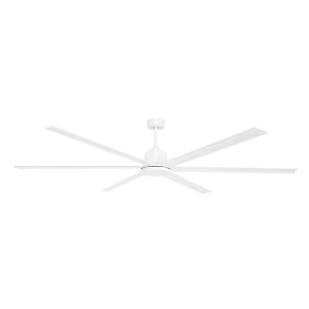Ceiling Fan - Massive 244cm 5 Speed White
