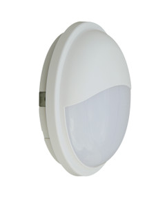 Bunker Light - Chic Rounded 5000K 1600lm 225mm 20W White