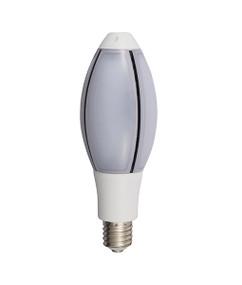 E27 Elliptical Globe - Candle Shaped 5000K 2100lm 235mm 25W White