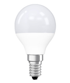 Fancy Globe - Rounded 3000K 235lm 80mm 3W E14 White