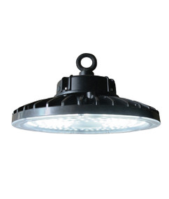 High Bay Light - UFO IP65 5700K 24000lm 160mm 200W Black