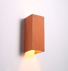 Up Down Light - Chic 3000K 500lm 300mm 5W Red Brick
