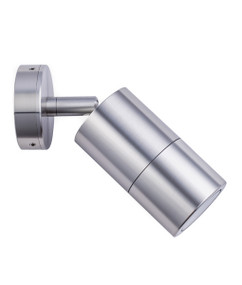Spotlight - Polished Cylindrical 12V 110mm 20W Chrome
