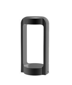Bollard Light - Modern Slim 3000K 530lm 300mm 13W Dark Grey