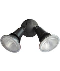 Flood Light - 2 Lights 5000K 1600lm 70.5mm 20W Black