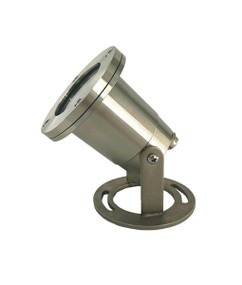 Path and Underwater Light - 12V Marine Grade 316 Stainless Steel 35W MR16 IP68