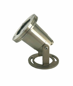 Path, Pond or Underwater Light - 12V Marine Grade 316 Stainless Steel 35W MR16 IP68