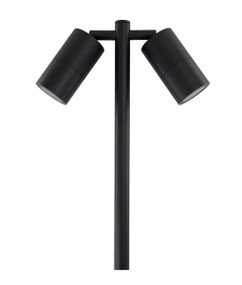 Spike Light - Chic Slender 2 Lights 12V 1000mm 40W Black