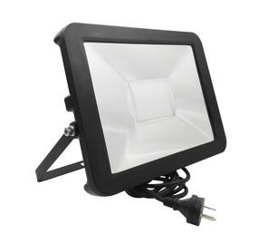 LED Flood Light - Modern Square 5000K 8000lm 268mm 100W Matte Black