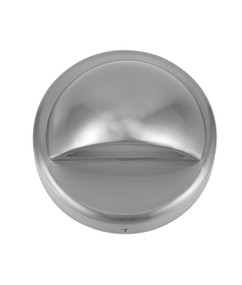 Wall Light - 12V Marine Grade 316 Stainless Steel 3W 3000K 240lm IP54 10cm Eyelid