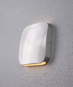 Up Down Light - Chic Smooth 3000K 737lm 130mm 9W Polished Aluminium
