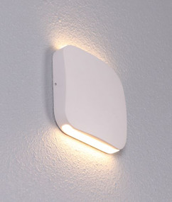 Up Down Light - Chic Smooth 3000K 737lm 130mm 9W Sand White