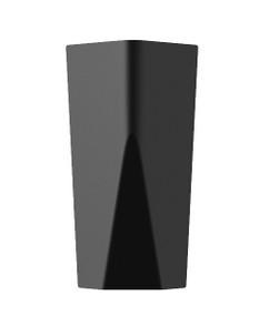 Up Down Light - Sleek Vertical 3000K 370lm 200mm 11W Dark Grey