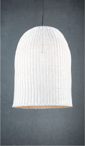 Pendant Light - Large, White BWD