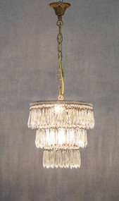 Chandelier - Crystal ECL