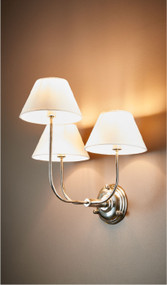 Indoor Wall Light - Silver TLA