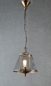 Pendant Light - Antique Brass CTE