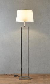 Floor Lamp - Antique Silver HMN