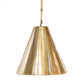 Pendant Light - Brass MTO