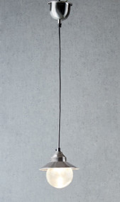 Pendant Light - Antique Silver ALN