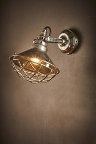 Indoor Wall Light - Silver TWN