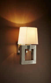 Indoor Wall Light - Nickel BRY