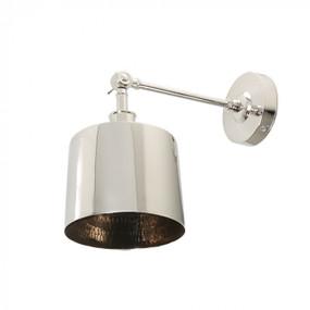 Indoor Wall Light - Shiny Nickel PTO