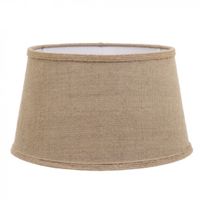 Lampshade - 18x14x10 Jute Linen