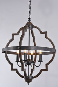 Pendant Light - Grey HYT
