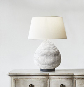 Table Lamp - White MRY