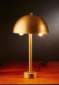 Table Lamp - Antique Brass PKR