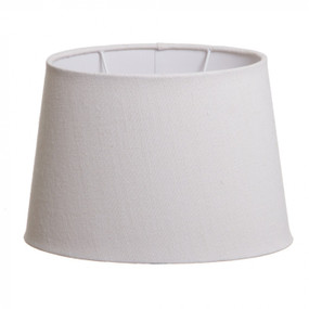 Lampshade - (10.5x5)x8.5x7 Ivory Linen
