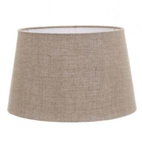 Lampshade - 14x12x9.5 Natural Linen