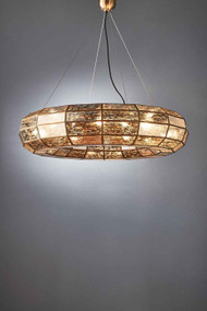 Pendant Light - Large, Brass VTA