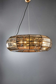 Pendant Light - Small, Brass VTA