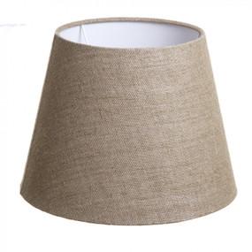 Lampshade - 12x8x9 Natural Linen Euro