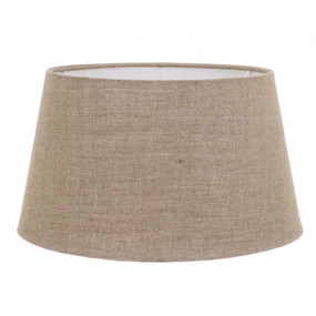 Lampshade - 20x18x12 Natural Linen Euro
