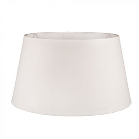 Lampshade - 20x18x12 Ivory Linen Euro